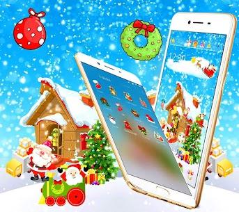 2018 Christmas theme 1.1.3 APK Mod for Android 1