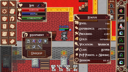 Kakele Online - MMORPG apkpoly screenshots 3