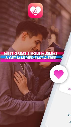 Muslim Dating App Single Muslims Muz & Arab Match  screenshots 1