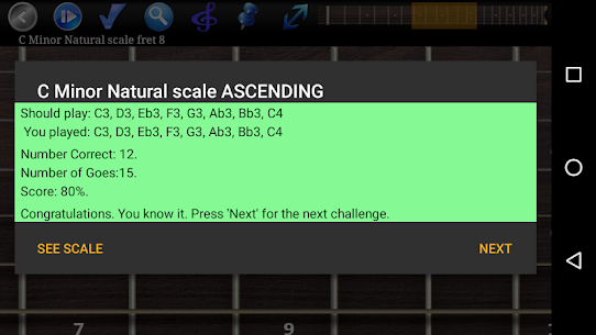 Guitar Scales & Chords Pro (MOD APK, Paid) v125 5
