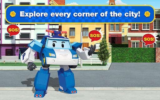 Robocar Poli Games: Kids Games for Boys and Girls  Screenshots 19