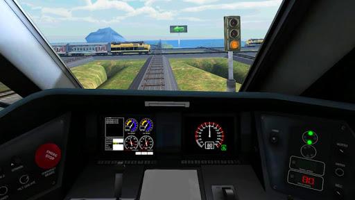 USA Train Simulator  screenshots 1