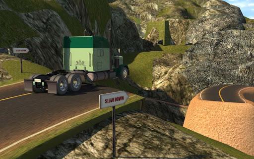 Truck Driver Free 1.2 Screenshots 8