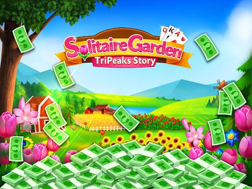 Solitaire Garden - TriPeaks Story 1.8.1 screenshots 10
