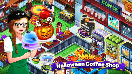 Cafe Panic: Cooking Restaurant 1.24.9a screenshots 1