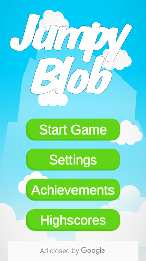 Jumpy Blob  screenshots 1