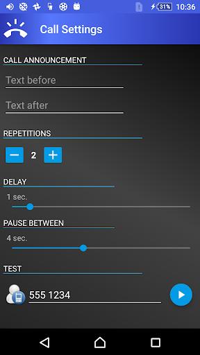 Speak Who is Calling - read notifications aloud apktram screenshots 2