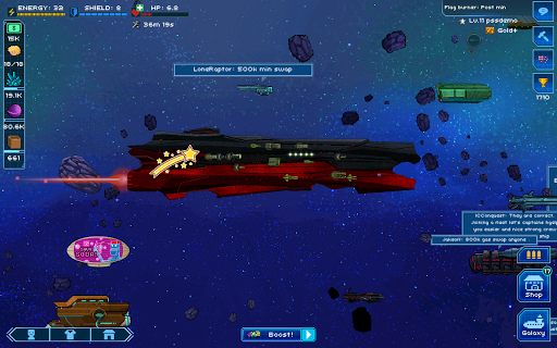 Pixel Starshipsu2122 0.980.1 screenshots 16