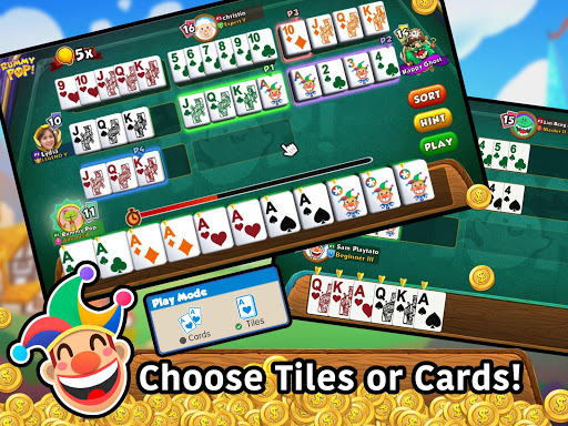 Rummy Pop! The newest, most exciting Rummy Mahjong 1.2.50 screenshots 2