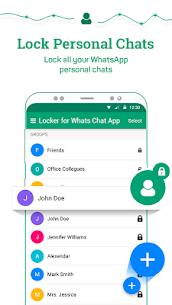 Locker for Whats Chat App Premium MOD APK 4