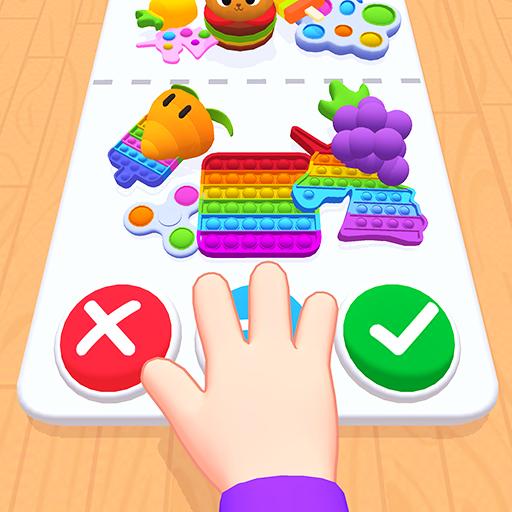 Fidget Toys Trading: fidget trade relaxing games