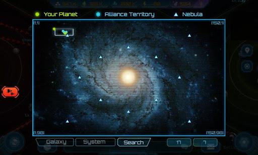 Galaxy Clash: Evolved Empire 2.6.6 screenshots 2