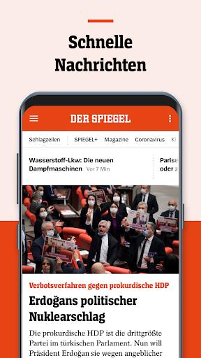 DER SPIEGEL - Nachrichten  screenshots 1