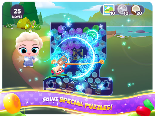 Disney Getaway Blast: Pop & Blast Disney Puzzles 1.7.10a Screenshots 16