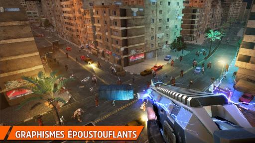 Code Triche DEAD TARGET: Jeux de Zombie (Astuce) APK MOD screenshots 4