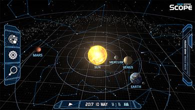 Solar System Scope screenshot thumbnail