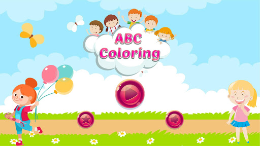 Alphabet Learning - Tracing & Coloring 1.3 screenshots 1