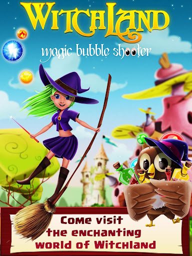 WitchLand - Bubble Shooter 2021 1.0.24 screenshots 7