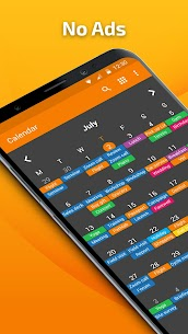 Simple Calendar – Easy Schedule & Agenda Planner 5.2.5 Mod + Data for Android 1