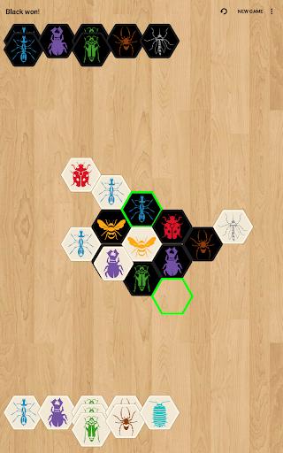 Hive with AI (board game) 12.1.2 screenshots 11