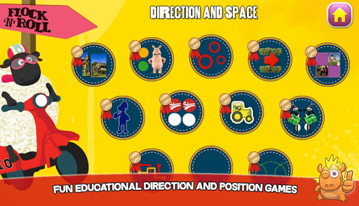 Shaun learning games for kids 10.6 screenshots 3