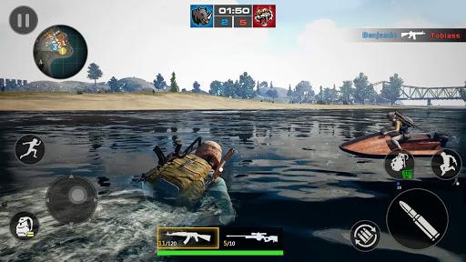 FPS Encounter Strike 2020: New Gun Shooting Games screenshots 6