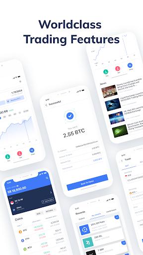 Coinhako - Crypto Wallet. Buy, Sell, Swap Bitcoin. 2.1.0 Screenshots 6
