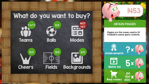 3D Foosball 0.1.57 screenshots 7