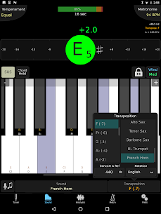 TonalEnergy Tuner and Metronome APK [PAID] Download 7