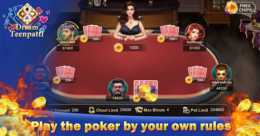 Dream Teenpatti 1.0.0 Screenshots 7
