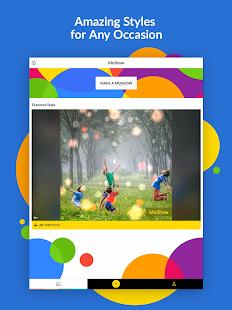MoShow - Slideshow Maker, Photo & Video Editor