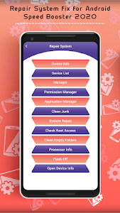 Repair System fix for Android - Speed Booster 2020 2.0