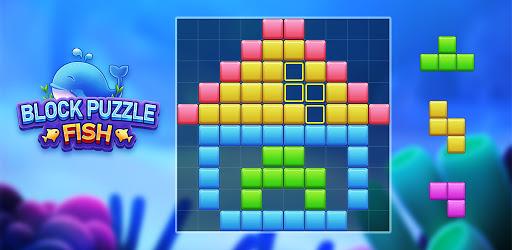Block Puzzle Fish – Free Puzzle Games Versi 2.0.0