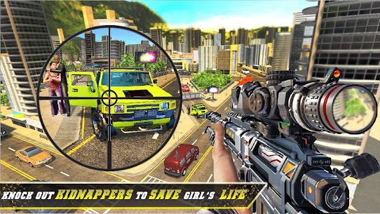 Call of Sniper Shooting 2020 Hack for iOS and Android 1
