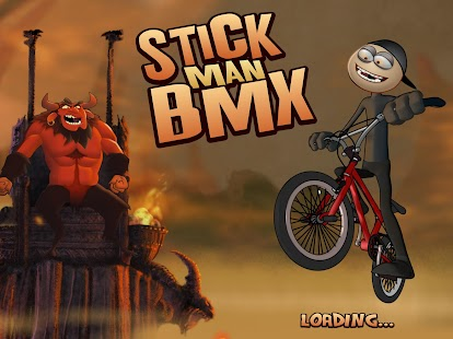 Stickman BMX Screenshot