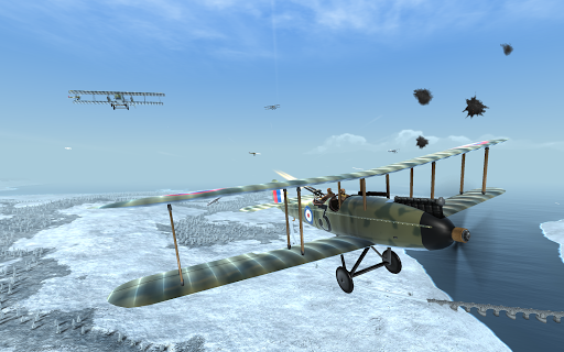 Warplanes: WW1 Sky Aces 1.3.2 screenshots 15