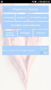 Day by Day Pregnancy Tracker