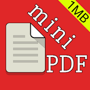 Mini Pdf Reader & Viewer (Ads Free)