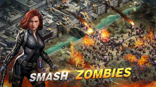 Riseu00a0ofu00a0Avengers: Warpath Zombies Survival 1.4.3 screenshots 2