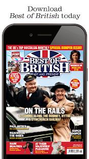 Best of British Magazine 6.7.0 APK + Mod (Unlimited money) إلى عن على ذكري المظهر