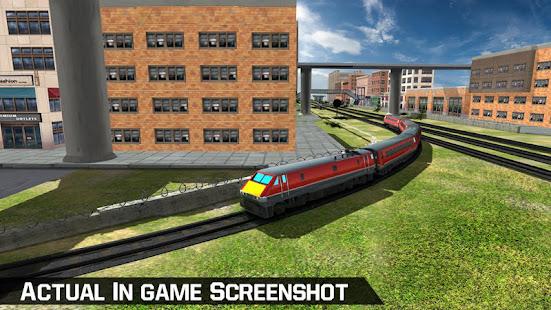 City Train Driver Simulator 2021:Free Train Games 10.8 Screenshots 5