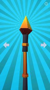 Magic wand simulator