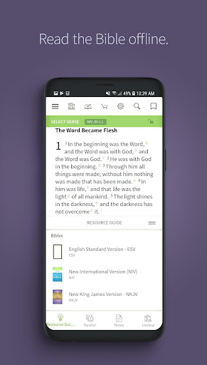 Bible App by Olive Tree 7.9.1.0.338 Screenshots 1