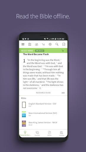 Bible App by Olive Tree  screenshots 1