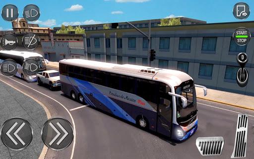 City Coach Bus Driving Sim : Bus Games 2020 0.2 Screenshots 11