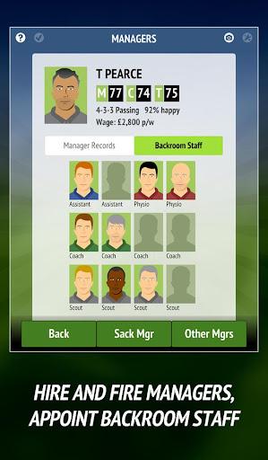 Football Chairman - Build a Soccer Empire  Screenshots 4