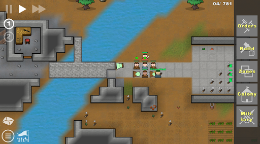 Going Deeper! - Colony Building Sim  screenshots 5