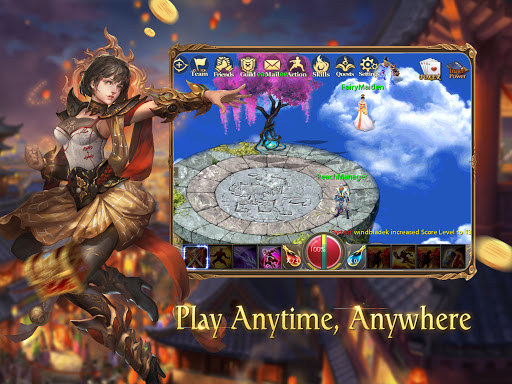 Conquer Online - MMORPG Action Game  Screenshots 13
