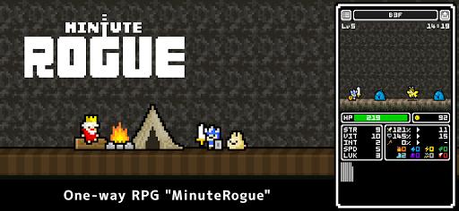 MinuteRogue  screenshots 1