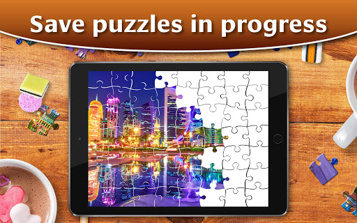 Jigsaw Puzzles Collection HD - Puzzles for Adults apktram screenshots 7